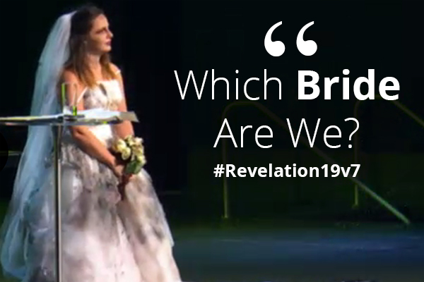Which Bride Are We?